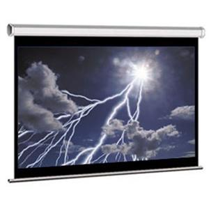 Scope Electrical Video Projector Screen 250*250